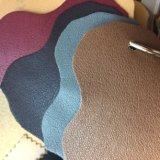Synthetic Fake Microfiber PU Leather Fabric for Shoes Lining