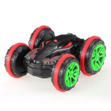 830SL01b-2.4G 4WD Waterproof Amphibious Double-Sided RC Stunt Car 360° Rotation