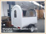 Ys-Fv220 Mobile Food Van Fast Food Trailer for Sale USA
