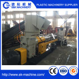 PE PP Waste Plastic Film Recycling Pelletizing Line