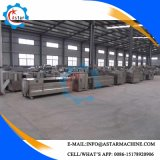 Hot Sale in Africa 100kg/H Cassava Chips Production Line