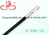 Drop Wire Cable 2*0.5cu+1.3steel Cable/Computer Cable/ Data Cable/ Communication Cable/ Connector/ Audio Cable