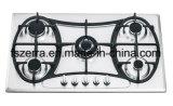 Five Burner Kitchen Appliance Use for Ng Gas Cooker Jzg5904