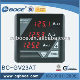 L1/L2/L3 AC Current Genset Digital Panel Meter Gv23at Ammeter Gv23at