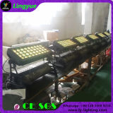 36X12W Outdoor High Power City Color LED Wall Washer Light