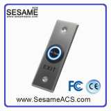 Access Steel Exit Button with Blue LED Light (SB40T)