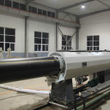 The Large Diameter HDPE Pipe Extrusion Line