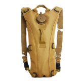 Durable Camouflage Tactical Hydration Back Pack with 3L Bladder