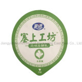 Food and Dairy Plastic Cup Sealing Foil Cover