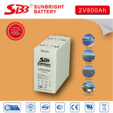 2V800ah AGM Rechargeable Battery for Clean Energy