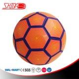Colorful Size 5 Machine Stitched PU Foot Ball