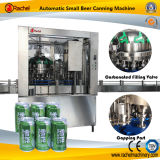 Small Type Automatic Beer Canning Machine