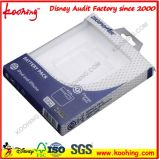 Custom Transparent Clear Plastic Packaging Box for Electronic Products