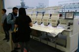 6 Head Cap Embroidery Machine for 3D Embroidery Wy1206c