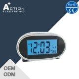 Digital Desk Snooze Alarm Clock with LED Backlight