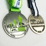 Promotion Cheap Custom 3D Racing Running Marathon Sport Metal Medal