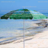 210d Oxford Beach Umbrella with UV Protection (OCT-BUO1)