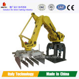 Clay Brick Making Machine with Robot Stacking System