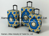 Spandex Travel Luggage Cover, Comes in Various Printings, High Elastic