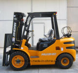 3.0Ton Gasoline/LPG Dual Fuel Forklift Truck with Chinese Engine (HH30Z-BY1-GL)