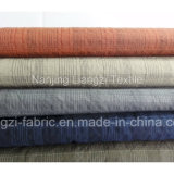 Cotton Yarn Dyed Crinkle Fabric