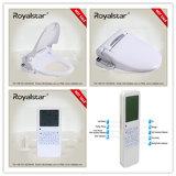 Heated Toilet Seat Remote Control Spray Hygienic Toilet Seat