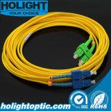 Patchcord Sc/APC to Sc Duplex Sm 3.0mm Yellow