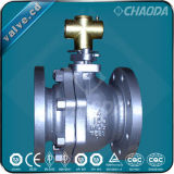 Cast Steel 2 Piece Floating Ball Valve