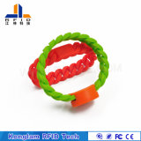 Customized Various Chips Smart RFID Silicone Wristband