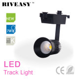7W COB LED Track Light with Ce&RoHS LED Light Lamp
