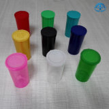 19 DRAM Multi Color Pop Top Bottle Full Case of 160 Vial Medical Herb Container