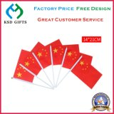 Cheapest Price Top Quality Logo Printed Hand Flag