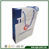 Elegant Mixed-Color Rectangle Paper Gift Handbag for Packing