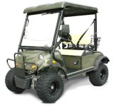 New Arrival! Electric Hunting Vehicle with 2 Seats Plus Style