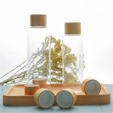 Hot Sales Bamboo Cosmetic Products Wooden Jars and Bottles