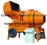 Mini Mobile Concrete Plant (Mobile Batching Machine)