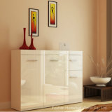 Modern Glossy Sideboard Cabinet Drawers (HF-EY08047)