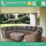 Rattan Sofa Set Wicker Sofa Set Garden Sofa Corner Sofa Combination Sofa Set (Magic Style)