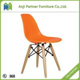 Opitonal Colors Plastic Dining Room Chair Home Furniture (Althea)