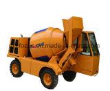 Self-loading Truck Mixer