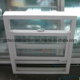 Single Hung Window with Built-in Grille