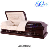 Distributor Wholesale Chinese Hot Sale Velvet Coffin and Casket