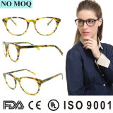 Good Quality European Styles Fashion Round Eyeglasses Optical Eyewear Glasses Frame