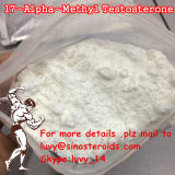 99% Purity 17-Alpha-Methyl Testosterone for Muscle Growth