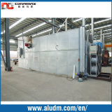 4baskets Single Door Aluminum Aging Furnace/Oven in Aluminum Extrusion Machine with Beton Burner