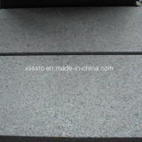 Popular Honed G654 Grey Granite Tiles for Floor Paving