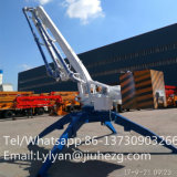 Jiuhe Hgy18/32m Concrete Placing Boom of Concrete of Distributor of Placing Boom for Sale