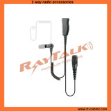 Acoustic Tube Earpiece for Two Way Radio with Ptt (EM-4132C)