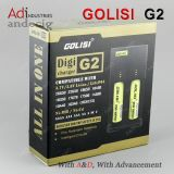 Newest E Cigarette Charger LED Displays Charger Golisi G2 Charger