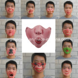 Full Styles Latex Funny Half Face Mask with Competitive Price